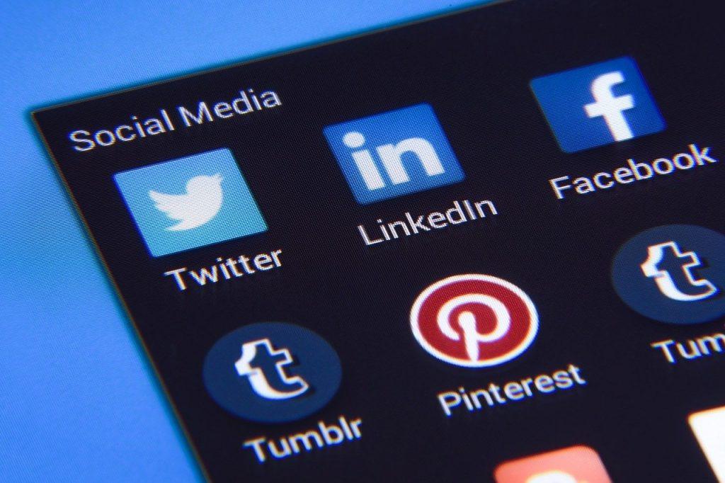 svět sociálních médií
